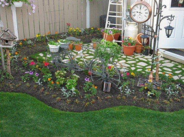 Робимо клумбу своїми руками-від підготовки грунту до висаджування квітів