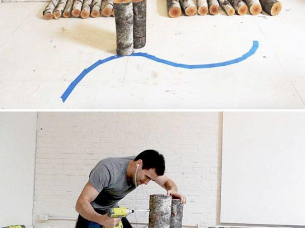 Як зробити дачні меблі з підручних матеріалів своїми руками