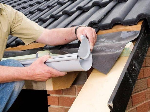 Односхилий дах для гаража: якщо руки не зовсім гаки