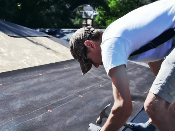 Як зробити гідроізоляцію даху гаража своїми руками