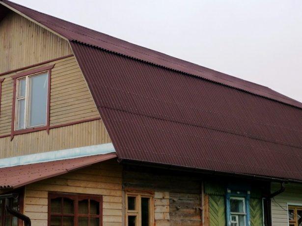 Будівництво плоского даху-бюджетний варіант надійної покрівлі своїми руками