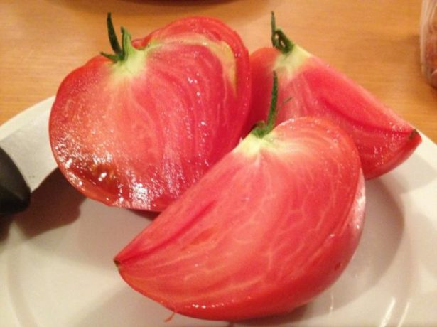 Добрий томат волове серце: опис сорту