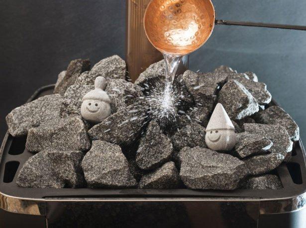 Який камінь вибрати для лазні