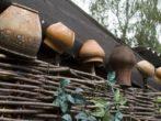 Збірка і установка деревяного паркану своїми руками