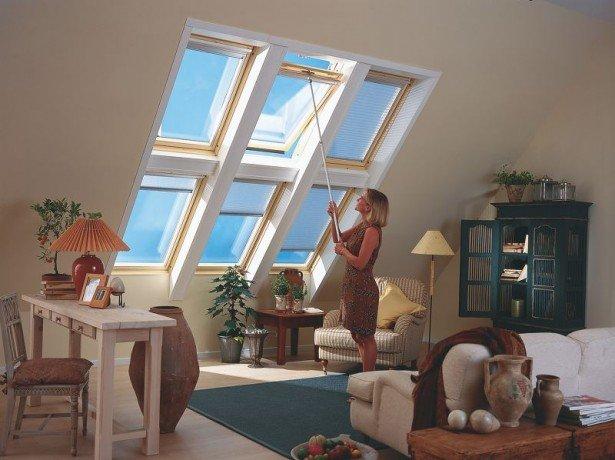 Установка мансардних вікон-вчимося монтажу