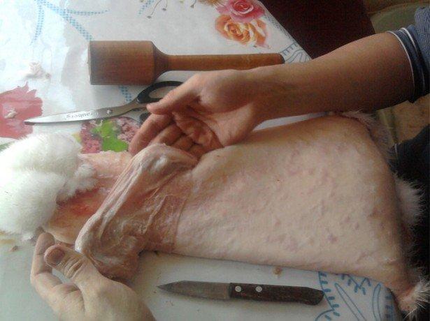 Вироблення шкур кролика-поетапний процес від а до я
